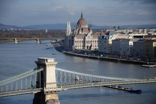 Boedapest-parlementsgebouw