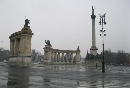 Boedapest_heldenplein