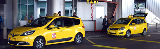 Boedapest_taxi-airport