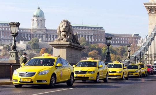 Boedapest_taxi