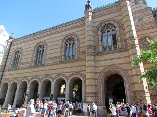 Boedapest_wandeling-synagoge-