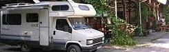 Zugligeti Niche Camping: een geliefde stadscamping in Boedapest