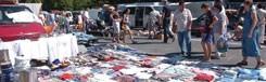 Használtcikk piac: snuffelen op de vlooienmarkt
