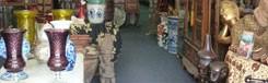 Antiek: shoppen bij de douanewinkels