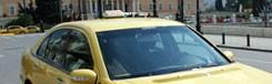 Met de taxi in Boedapest
