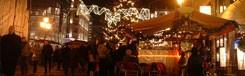 Kerstmarkt in Boedapest 2011