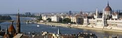 Overzicht van de belangrijkste bezienswaardigheden in Boedapest