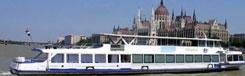 Avondcruise op de Donau