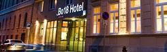 Budgetoptie in Boedapest: Bo18 Hotel