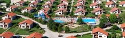 Villapark Vargesztes: betaalbare vakantiehuizen met zwembad