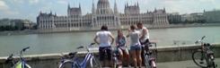 Fietstours en wandeltours door Boedapest