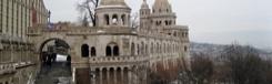 Boedapest in de winter