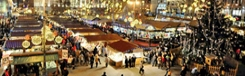 Kerst in Boedapest