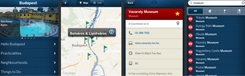 Apps die het verblijf in Boedapest makkelijker maken